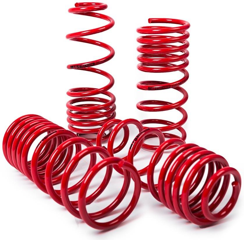 Zestaw sprężyn obnizających MTS Alfa Romeo 147 30/30 mm - GRUBYGARAGE - Sklep Tuningowy